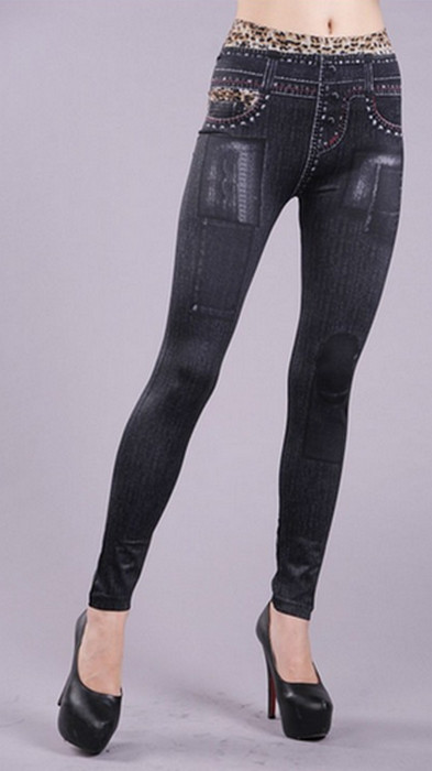 Seamless Jeggings Leggings