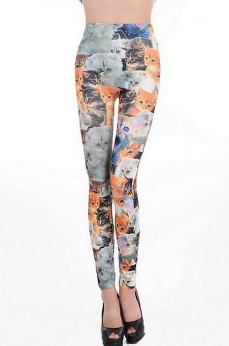 Katt Printed Leggings