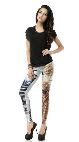 Star Wars Movie Digital Galaxy Leggings