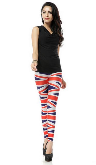 Flag Fashion Leggings