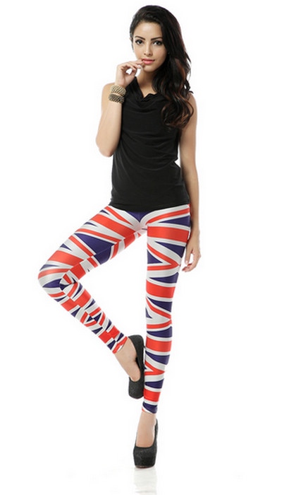 Flag Fashion Leggings