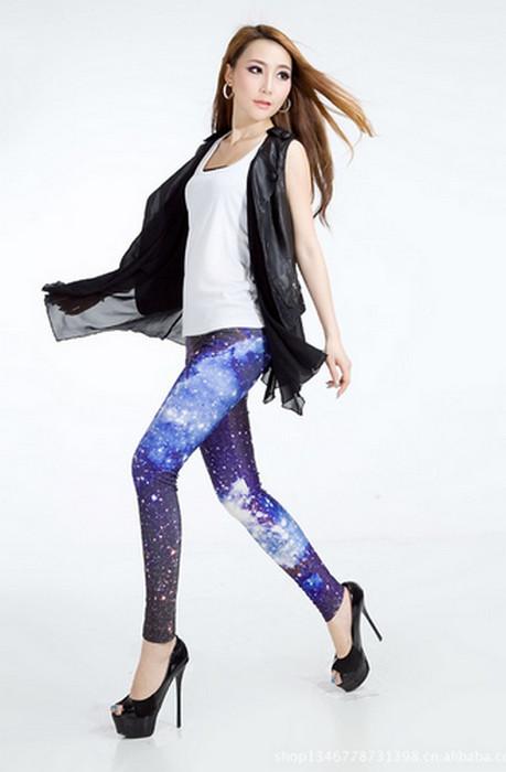 Galaxy Star Away Leggings