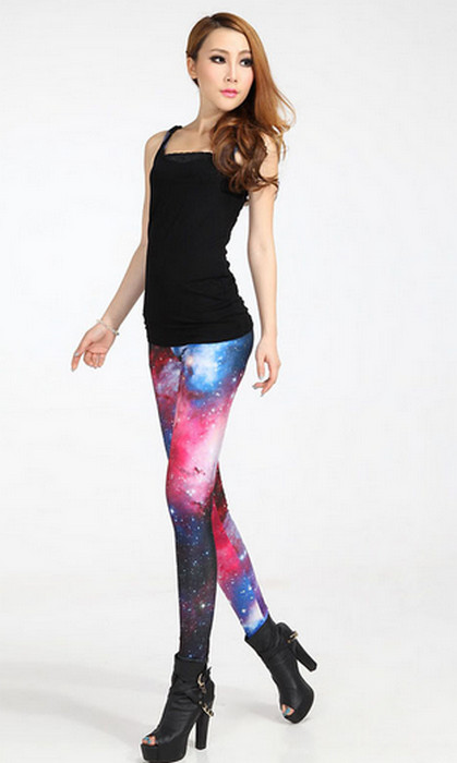 Galaxy Morning Glow Leggings