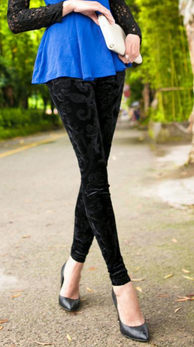 Vintage Summer Leggings