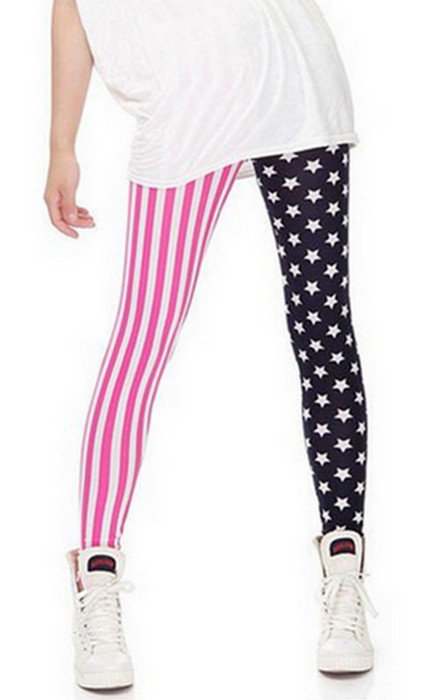 Europe America Western Style Leggings