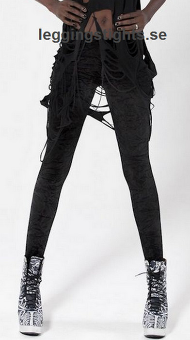 Aphrodite Black Stylish Leggings