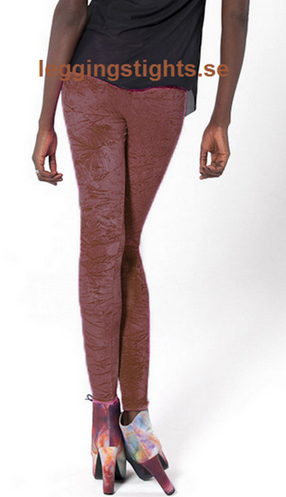 Aphrodite Dark Brown Leggings