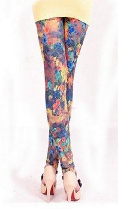 Rimmobilisation Color Printing Leggings