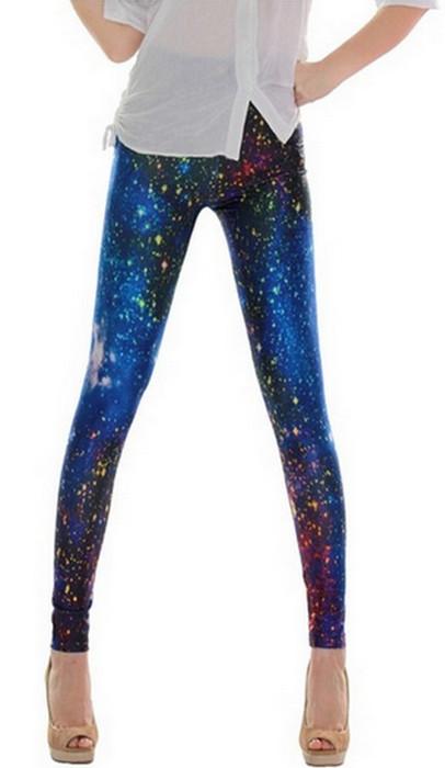 Galaxy Cosmos Nova Leggings