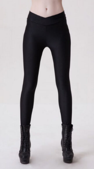 Black Yoga Sports Leggings