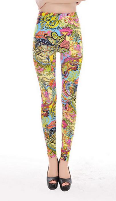 Amazing Pattern Ladies Leggings