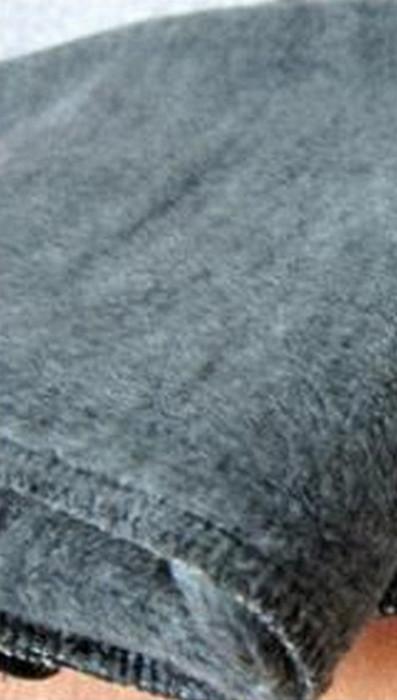 Svart Älg Winter Thick Leggings
